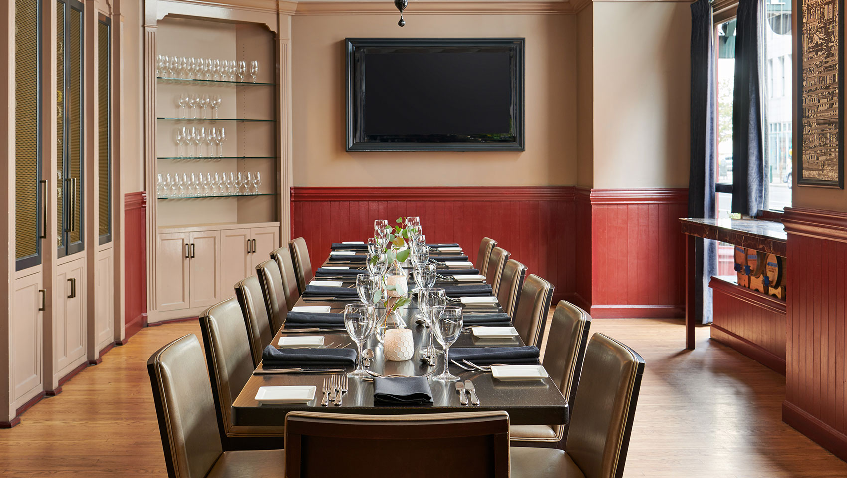 Toscana Private Dining Room