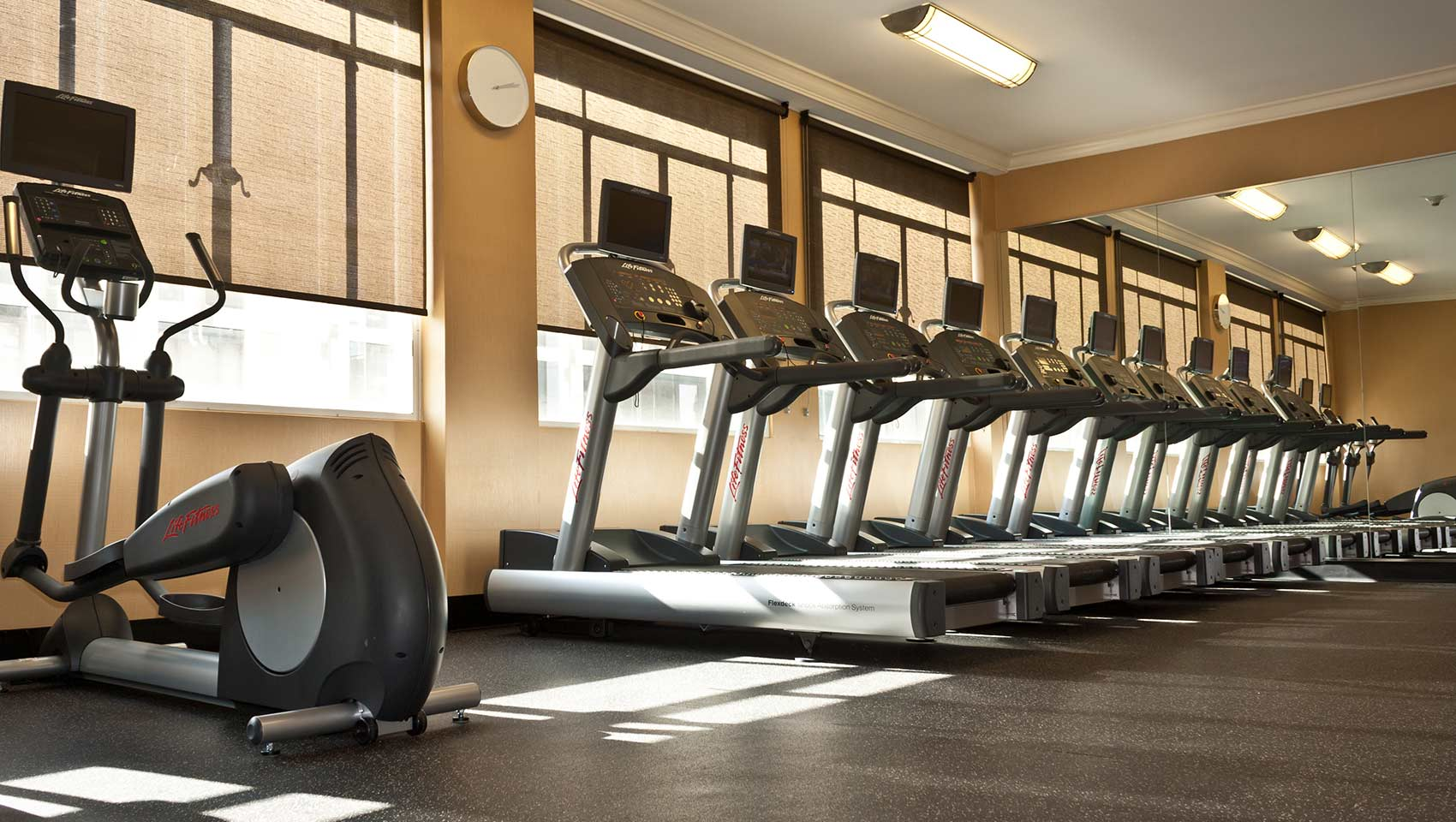 Monaco Denver Fitness Center