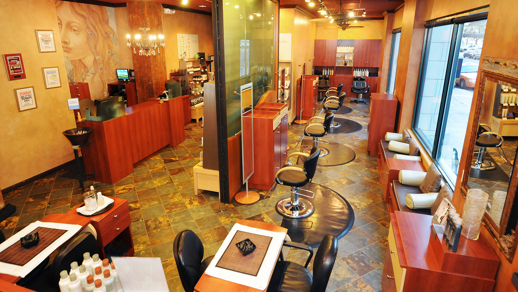 Veda Salon Spa