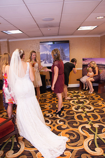 Real Wedding at Kimpton Hotel Monaco Denver