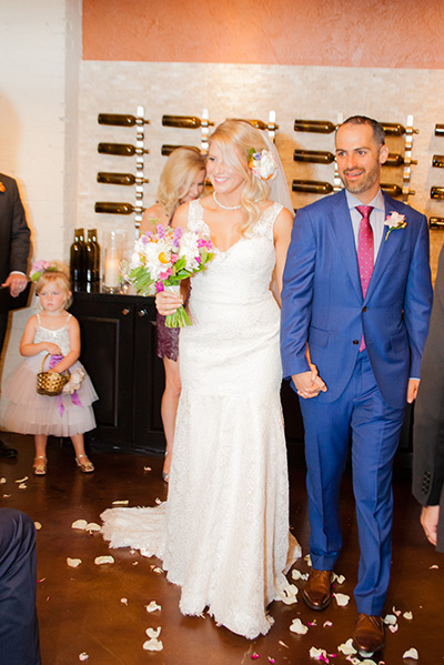 Real Wedding Event at Kimpton Monaco Denver