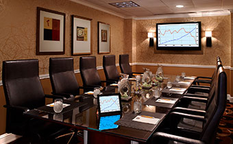 kimpton denver hotel monaco boardroom meeting